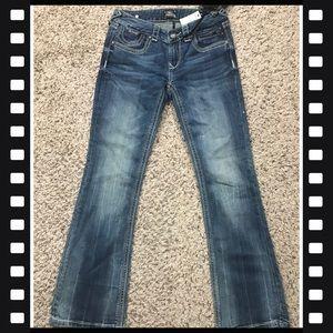 Express ReRock Jeans NWT Size 2 Short